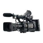 JVC HD GY-HD201 schouder camera