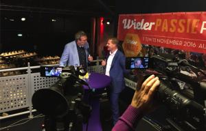 Talkshow Wielergala 2016